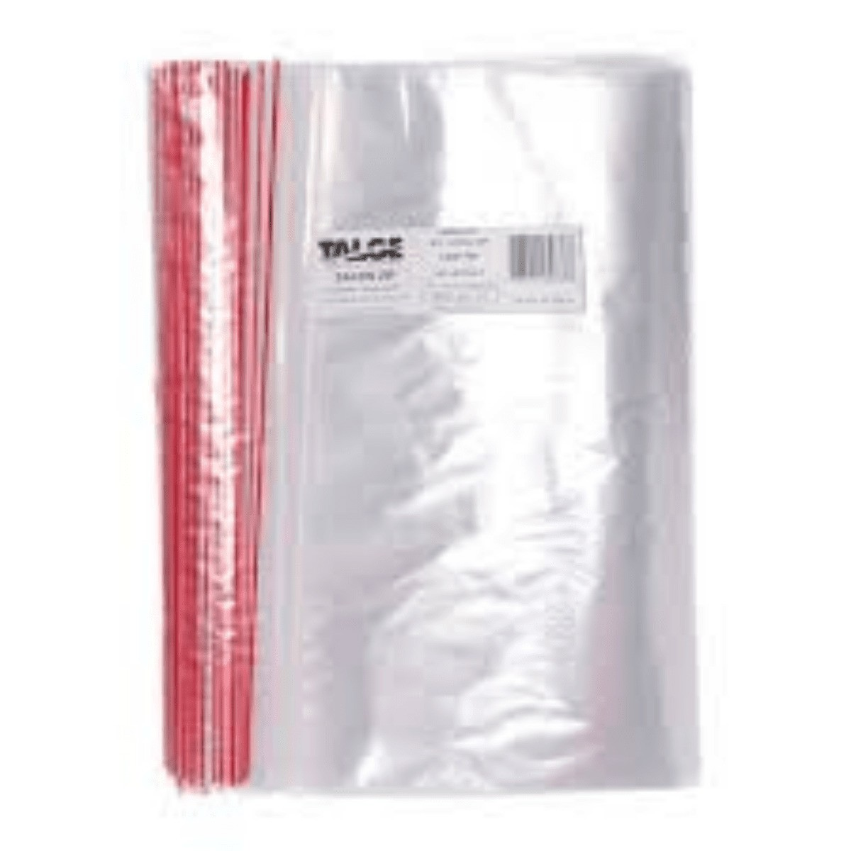 Saco Zip Lock N7 14cm X 20cm Transparente - Kit com 100  - Casa do Roadie