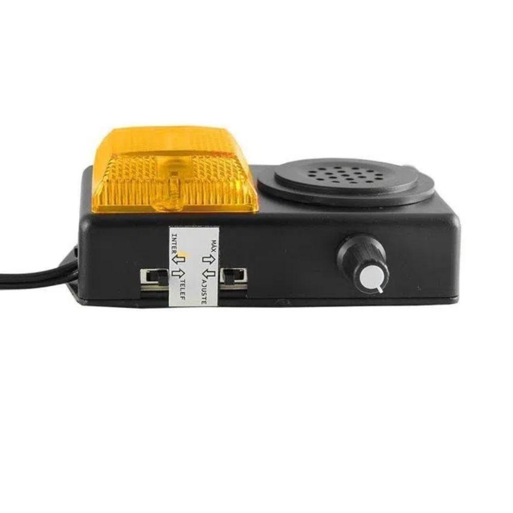 Sinalizador Audiovisual de Chamada Telefônica CTA-004-D  - Casa do Roadie