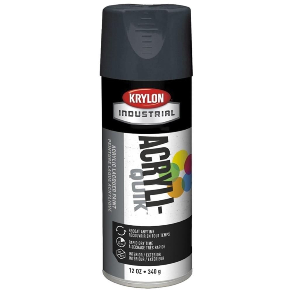 Spray Anti-reflexo Acrylic-Quik Dulling Krylon 311g Preto
