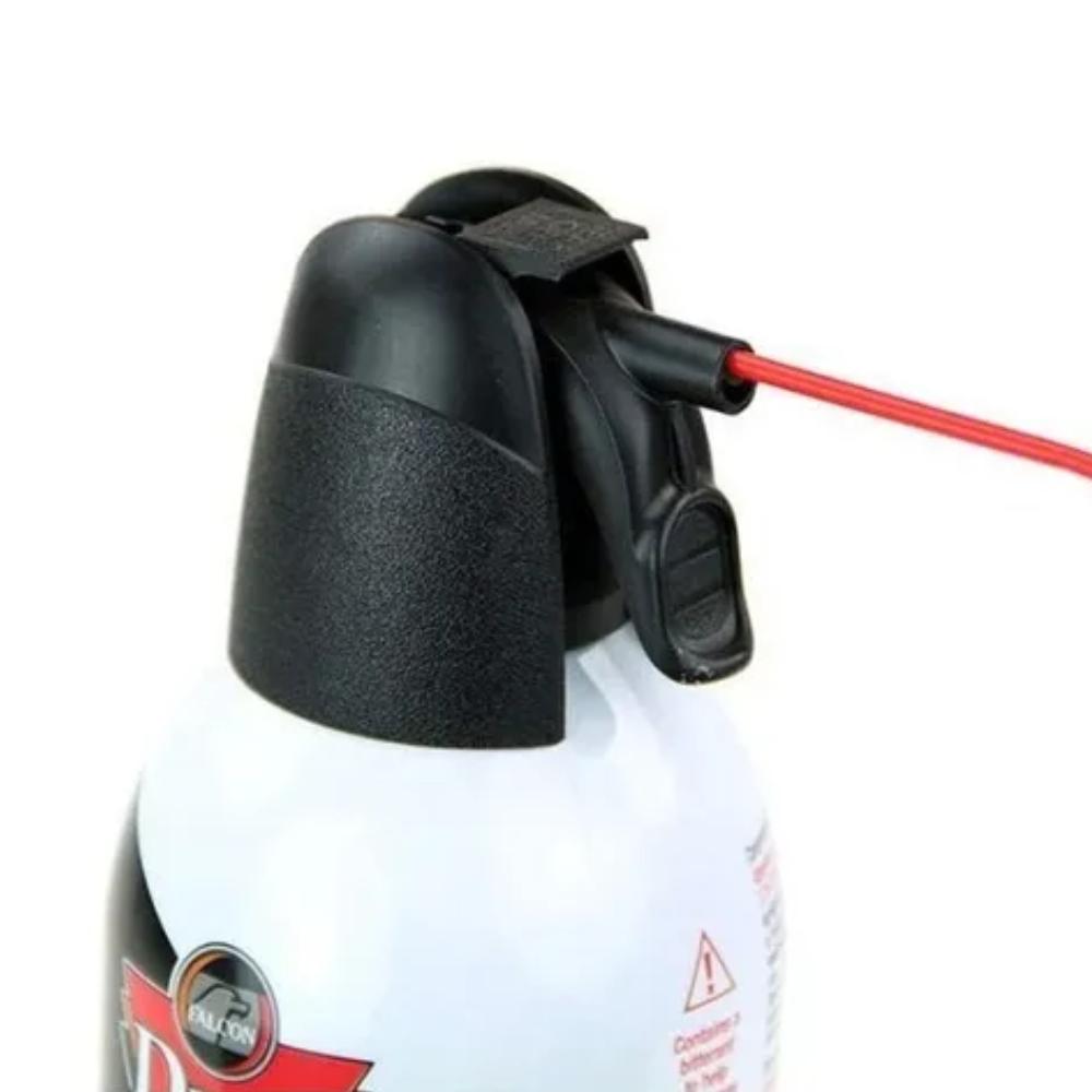 Spray de Ar Comprimido Dust-Off 300ml  - Casa do Roadie