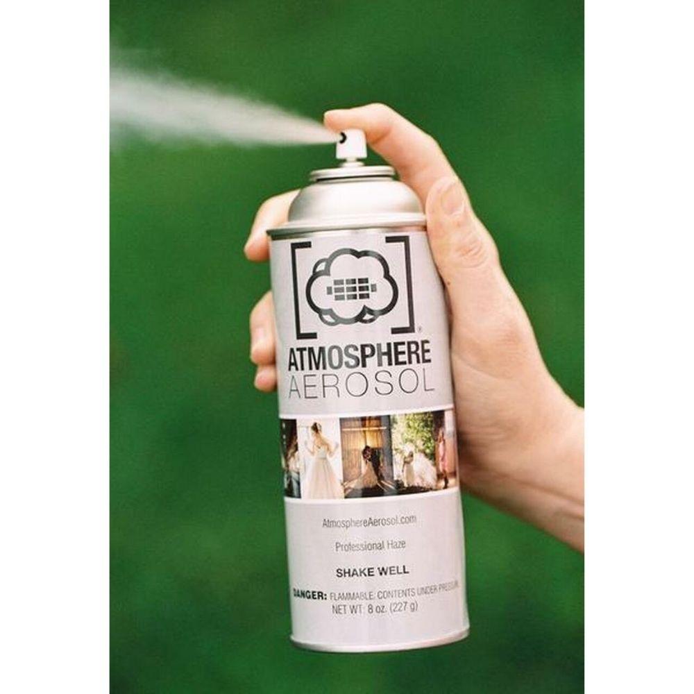 Spray de Fumaça Haze Atmosphere Aerossol  - Casa do Roadie
