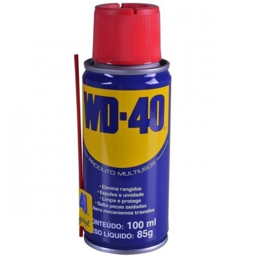 Spray Lubrificante WD-40 100 ml  - Casa do Roadie
