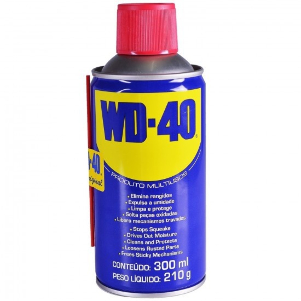 Spray Lubrificante WD-40 300 ml
