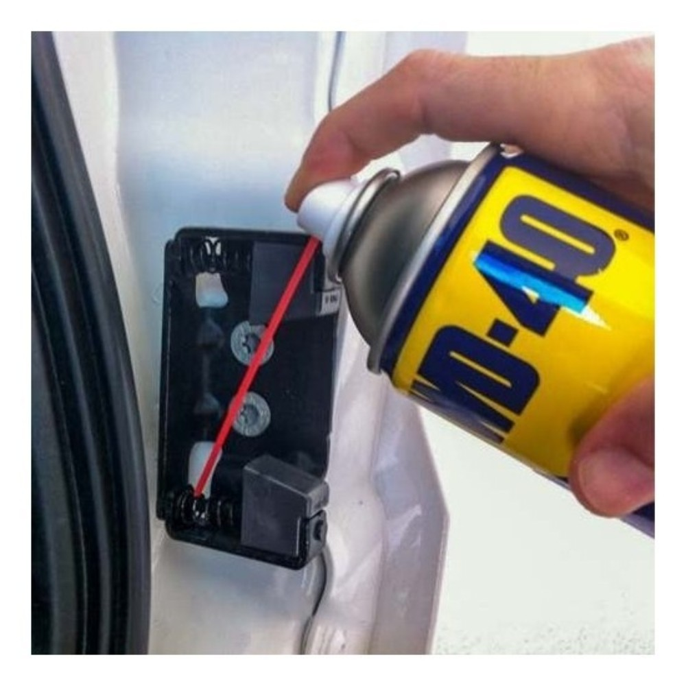 Spray Lubrificante WD-40 300 ml - Casa do Roadie