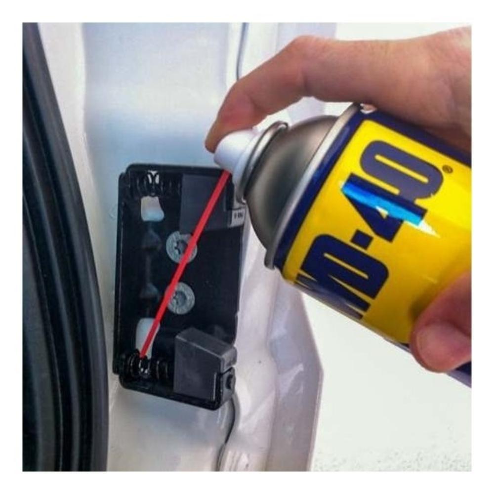 Spray Lubrificante WD-40 300 ml  - Casa do Roadie