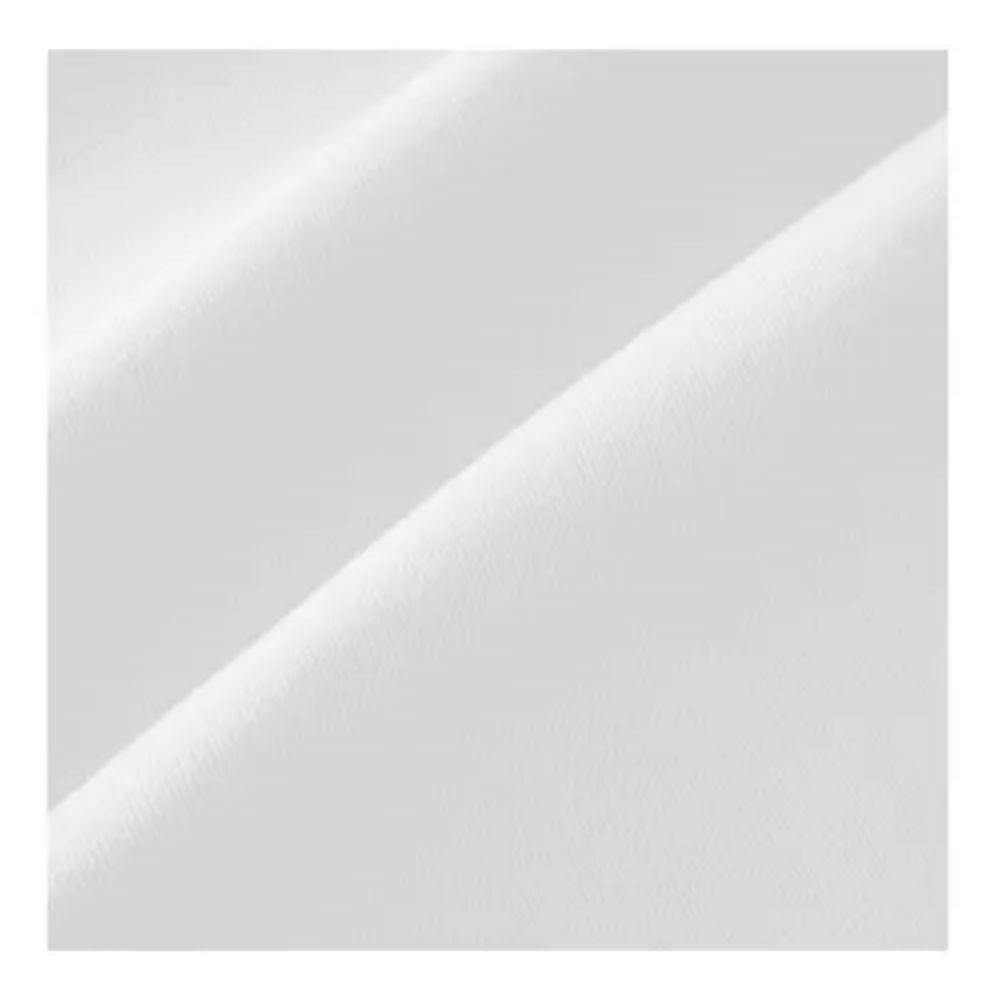 Tecido Brim 1,60m x 7m Branco Cortado  - Casa do Roadie