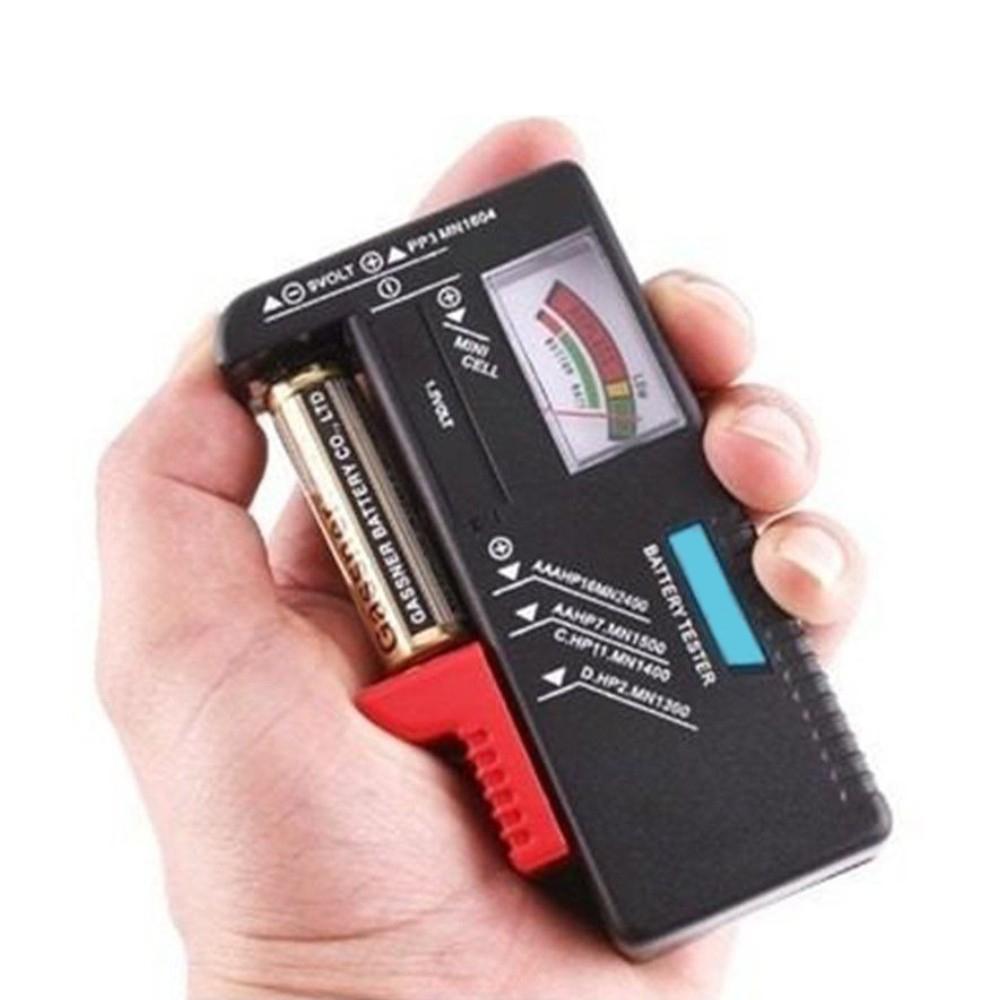 Testador de Pilhas e Baterias Western  - Casa do Roadie