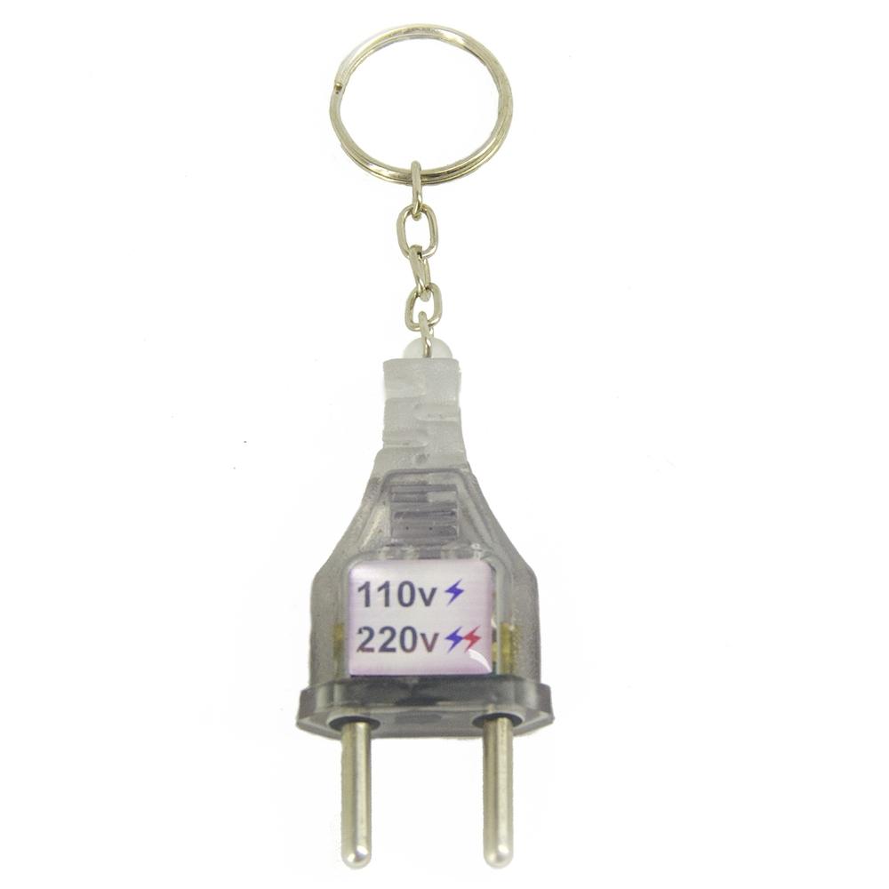 Testador de Tomadas Easy Test 110v / 220v  - Casa do Roadie