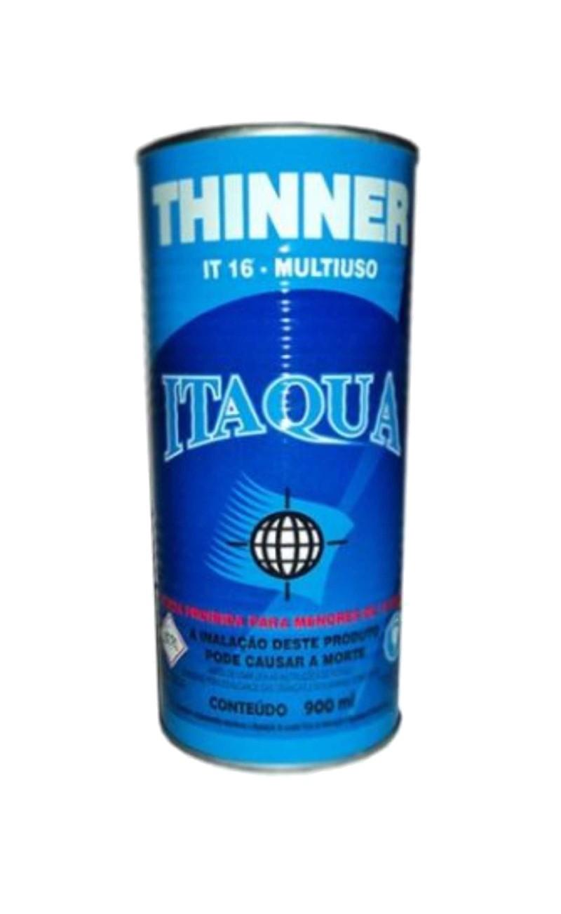 Thinner Multiuso IT 16 Itaqua 900 ml  - Casa do Roadie