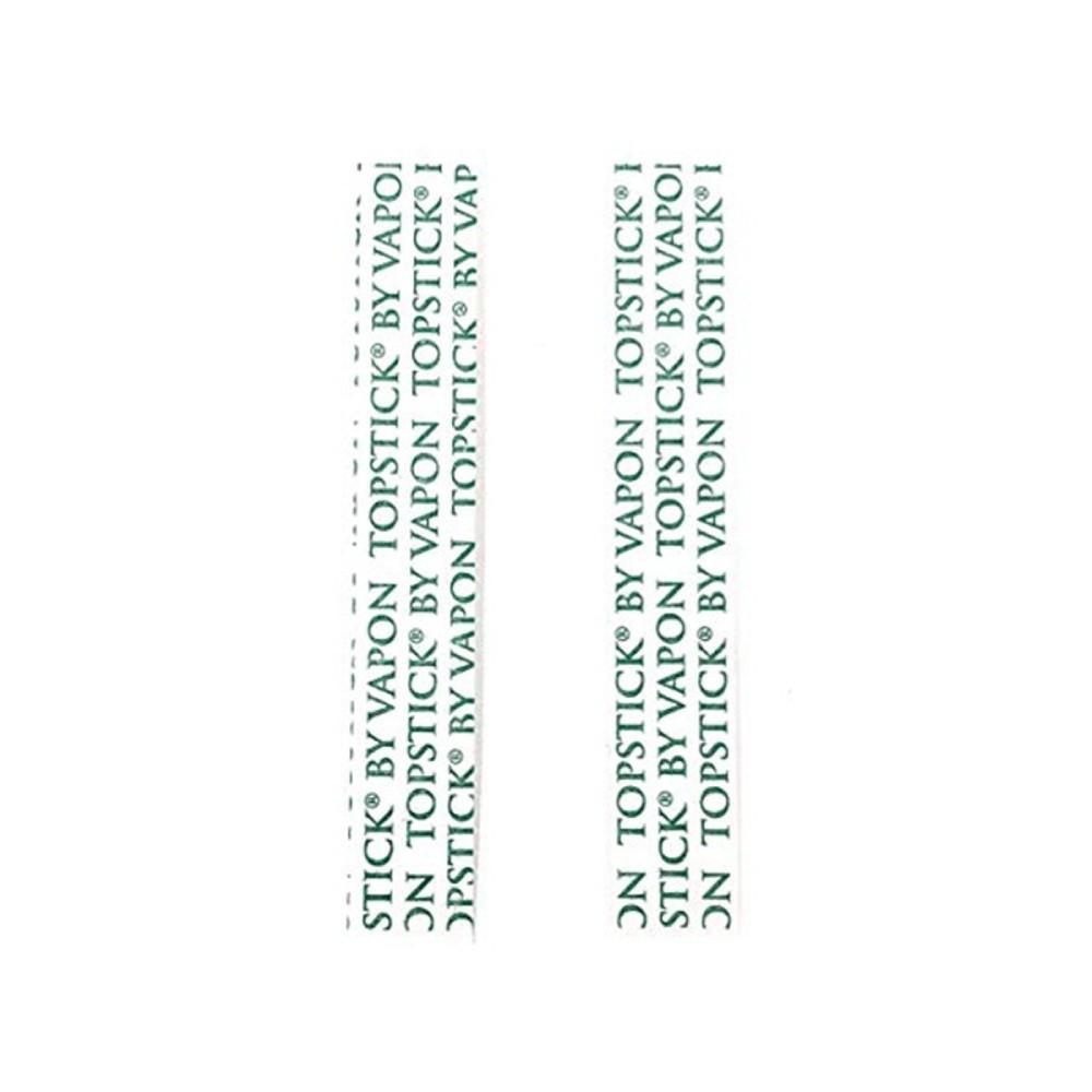 Tira Adesiva Dupla Face Top Stick 7,6 cm X 1,3 cm - 50 Unidades