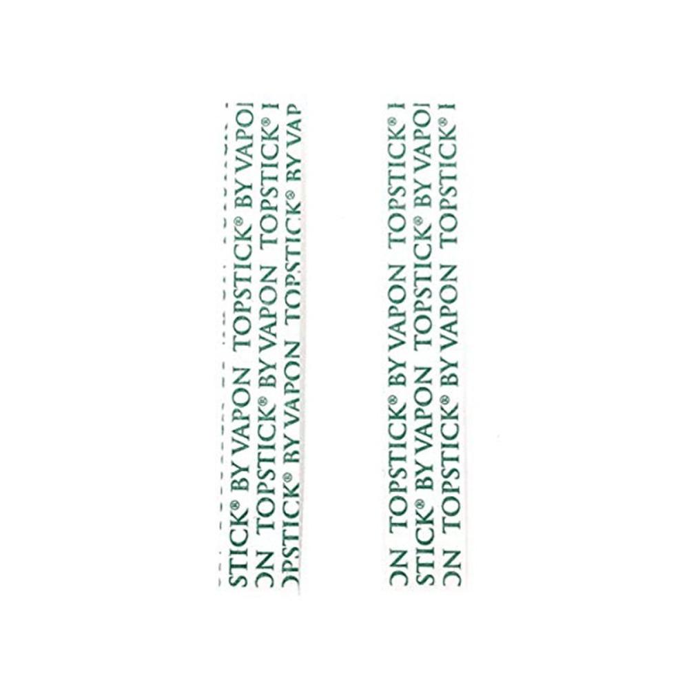 Tira Adesiva Dupla Face Top Stick 7,6 cm X 1,3 cm - 50 Unidades  - Casa do Roadie