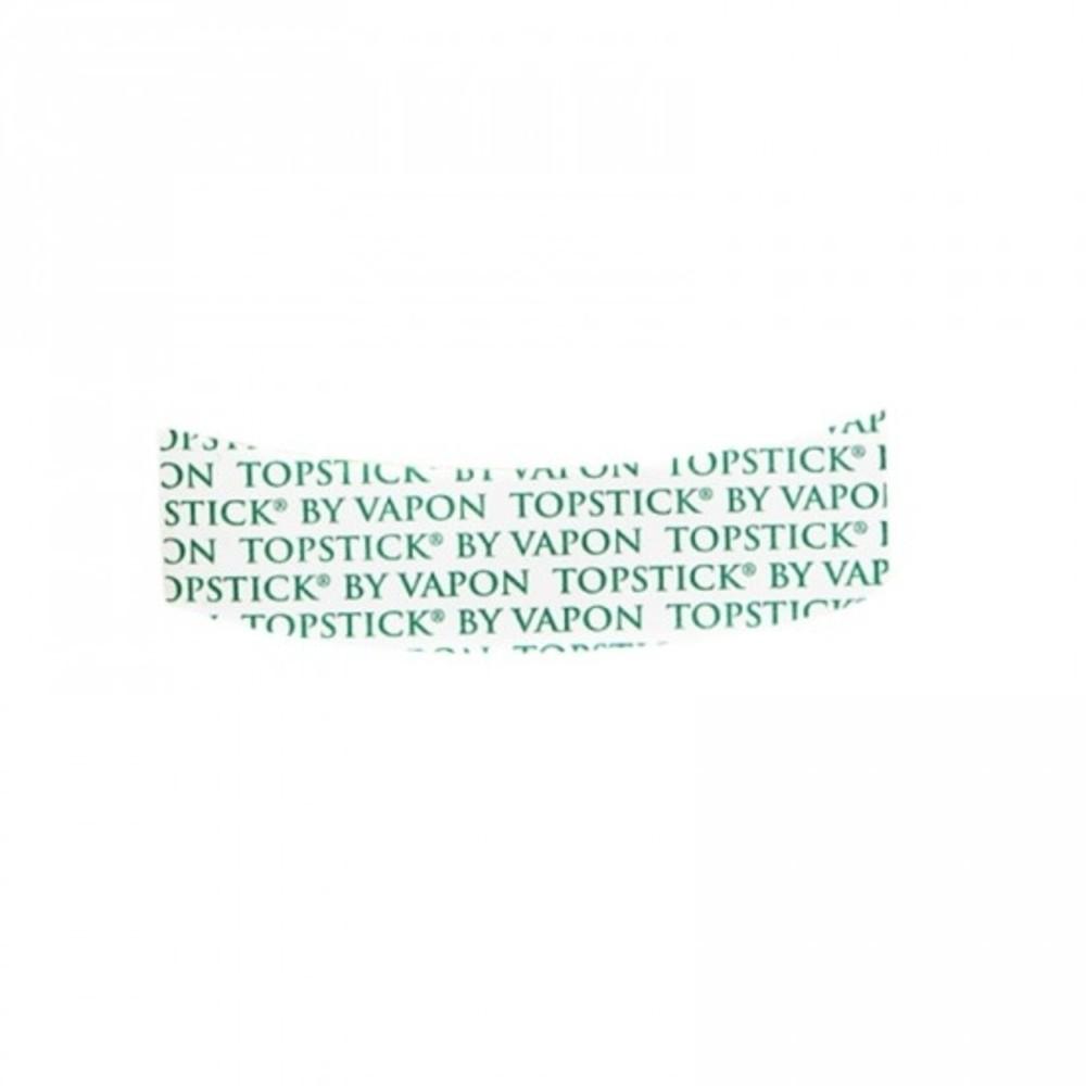 Tira Adesiva Dupla Face Top Stick 7,6 cm X 2,5 cm - 50 Unidades