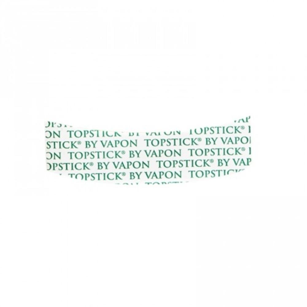 Tira Adesiva Dupla Face Top Stick 7,6 cm X 2,5 cm - 50 Unidades  - Casa do Roadie