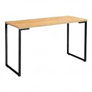 Mesa Escrivaninha Adele 120cm Para Escritório e Home Office Industrial Nature - ADJ DECOR