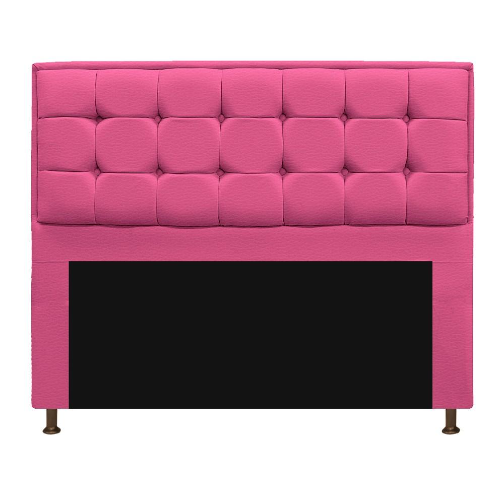 Cabeceira Copenhague 160 cm Queen Size Corano Pink - ADJ Decor