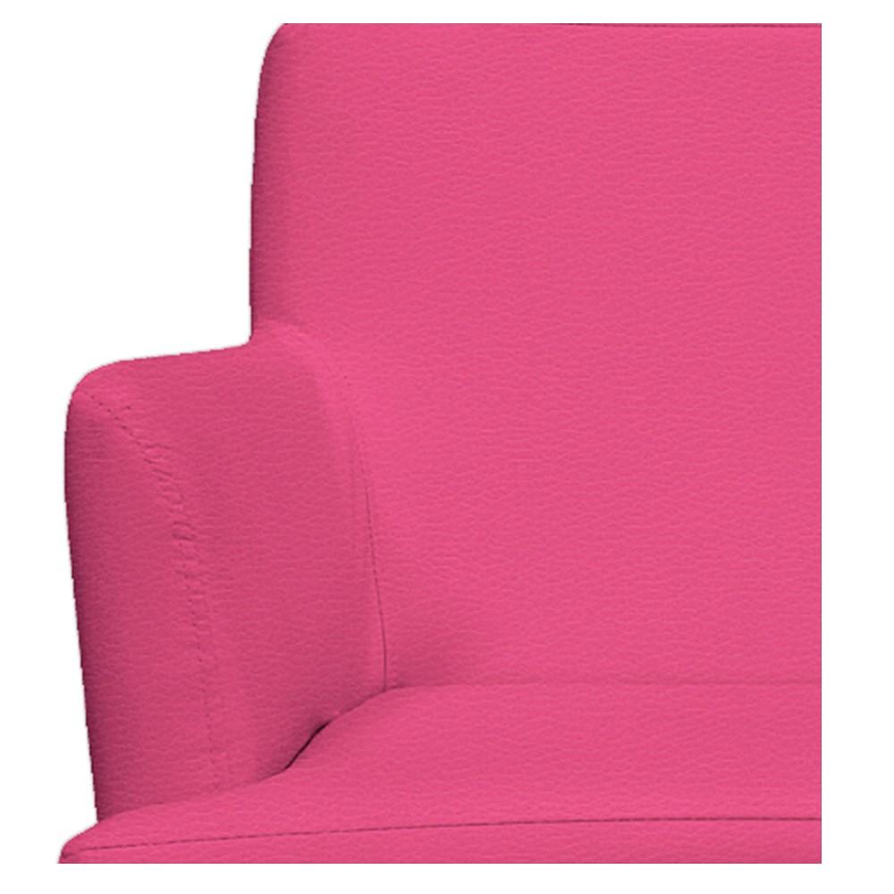 kit 02 Poltronas Vitória Corano Pink - ADJ Decor