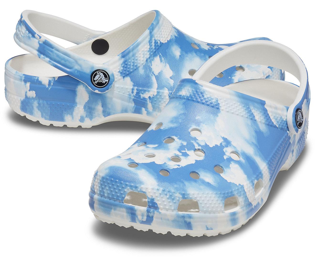 Sandália Crocs Classic Out of this World II Clog