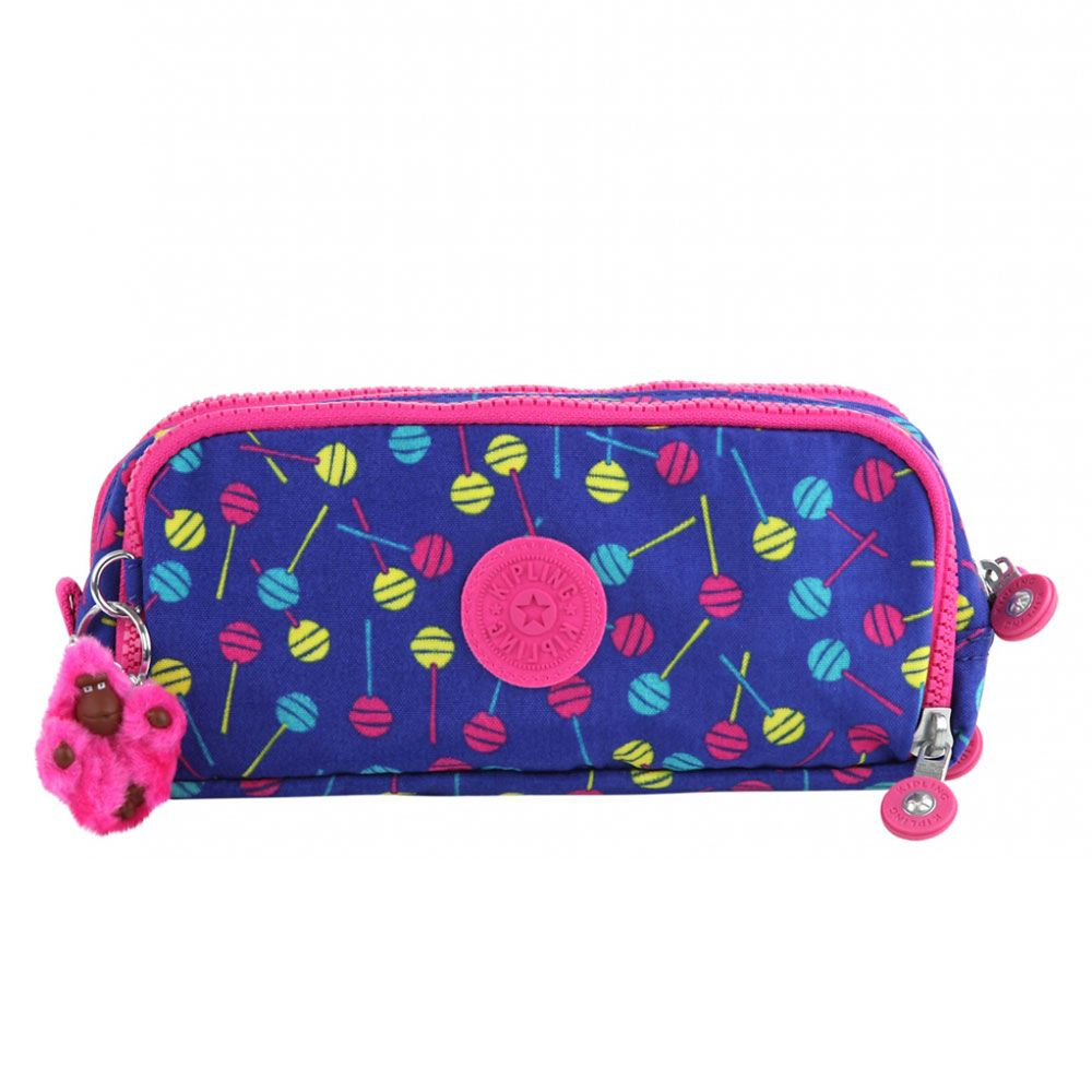 Estojo Kipling Gitroy- Lollipop