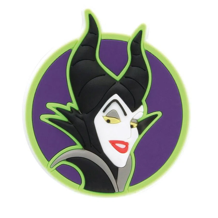 Jibbitz Crocs Disney Princess Villain Malévola