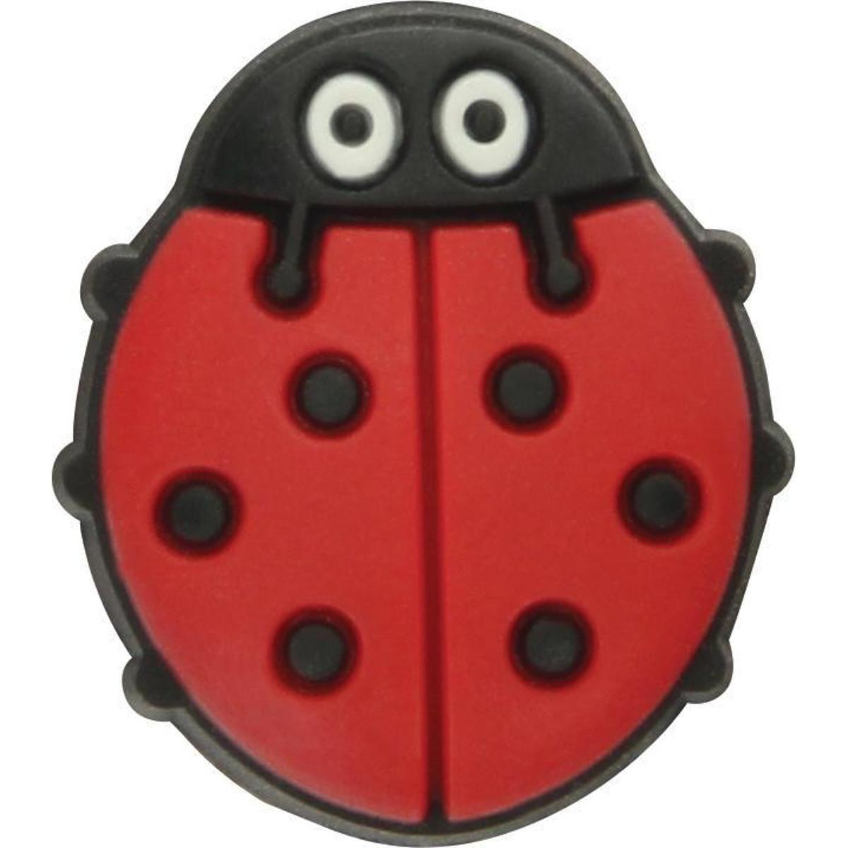 Jibbitz Crocs LadyBug