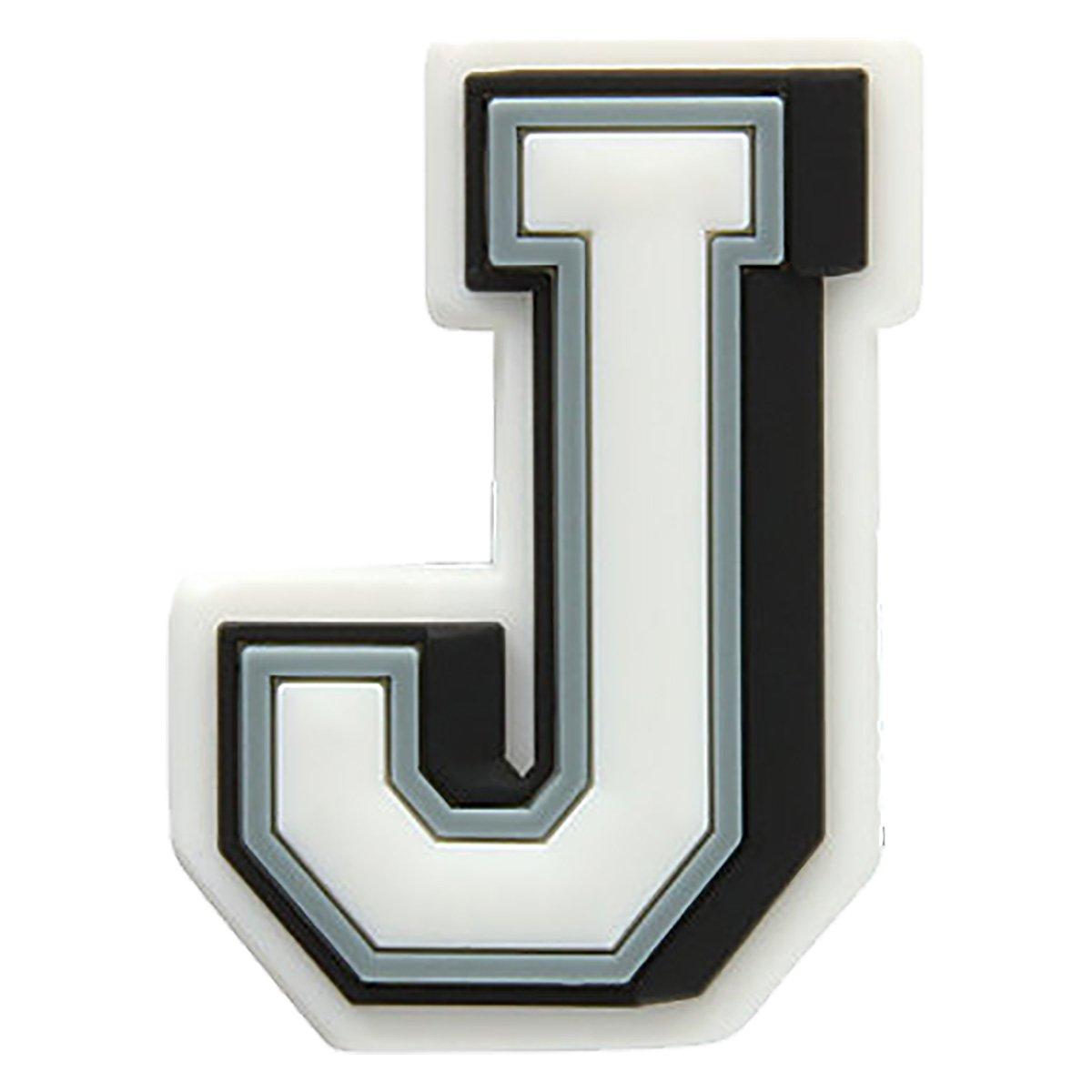 Jibbitz Crocs Letter J