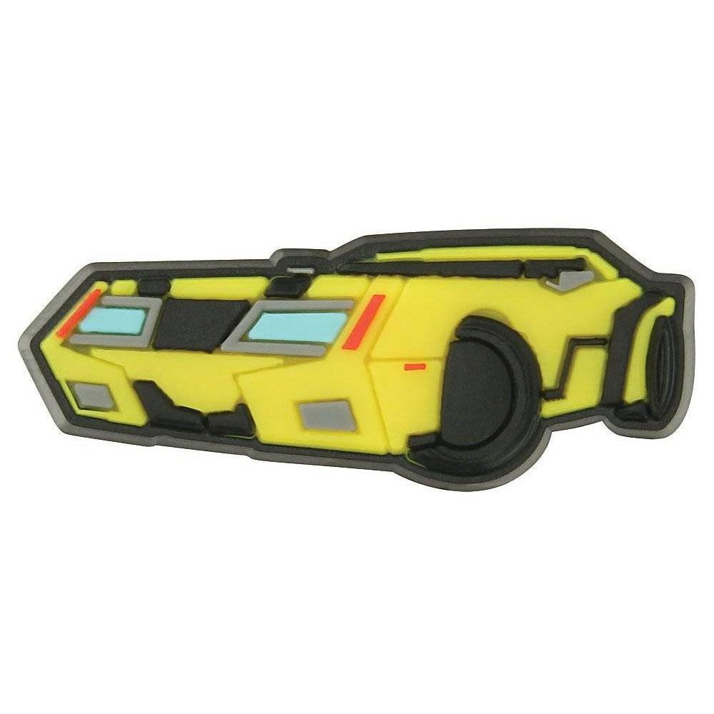 Jibbitz Crocs Transformers BumbleBee Car