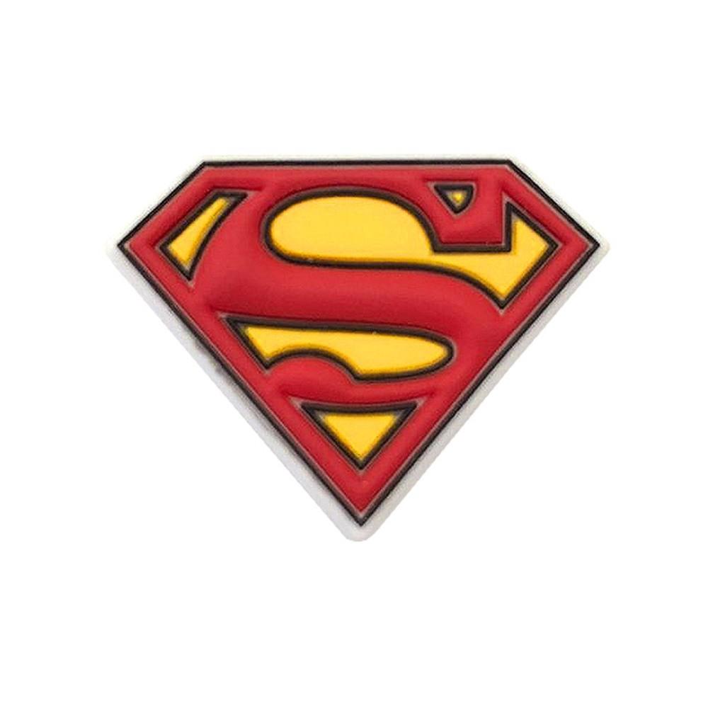 JIBBITZ SUPERMAN LOGO NOVO  10006905