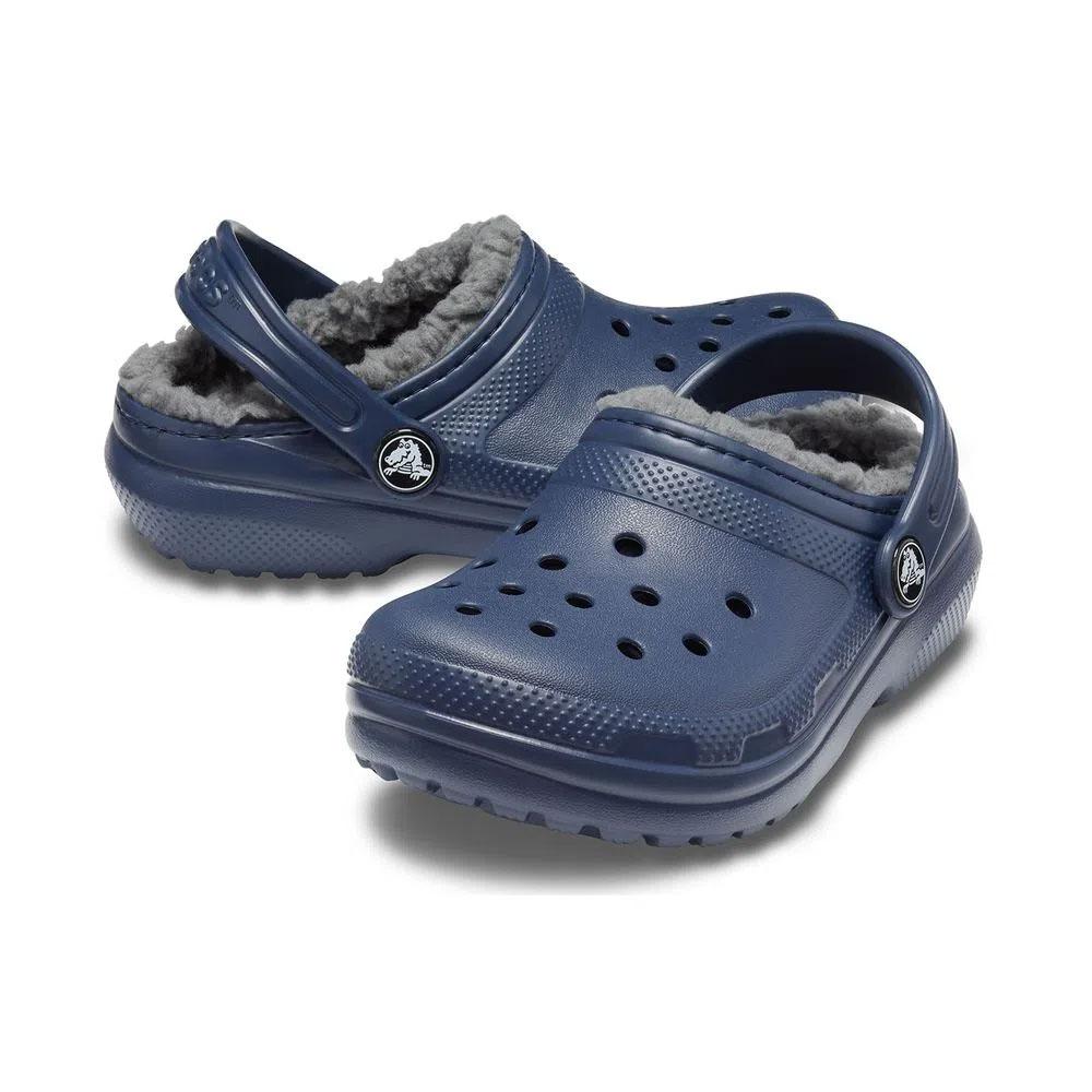 Sandália Crocs Classic Lined Clog Kids