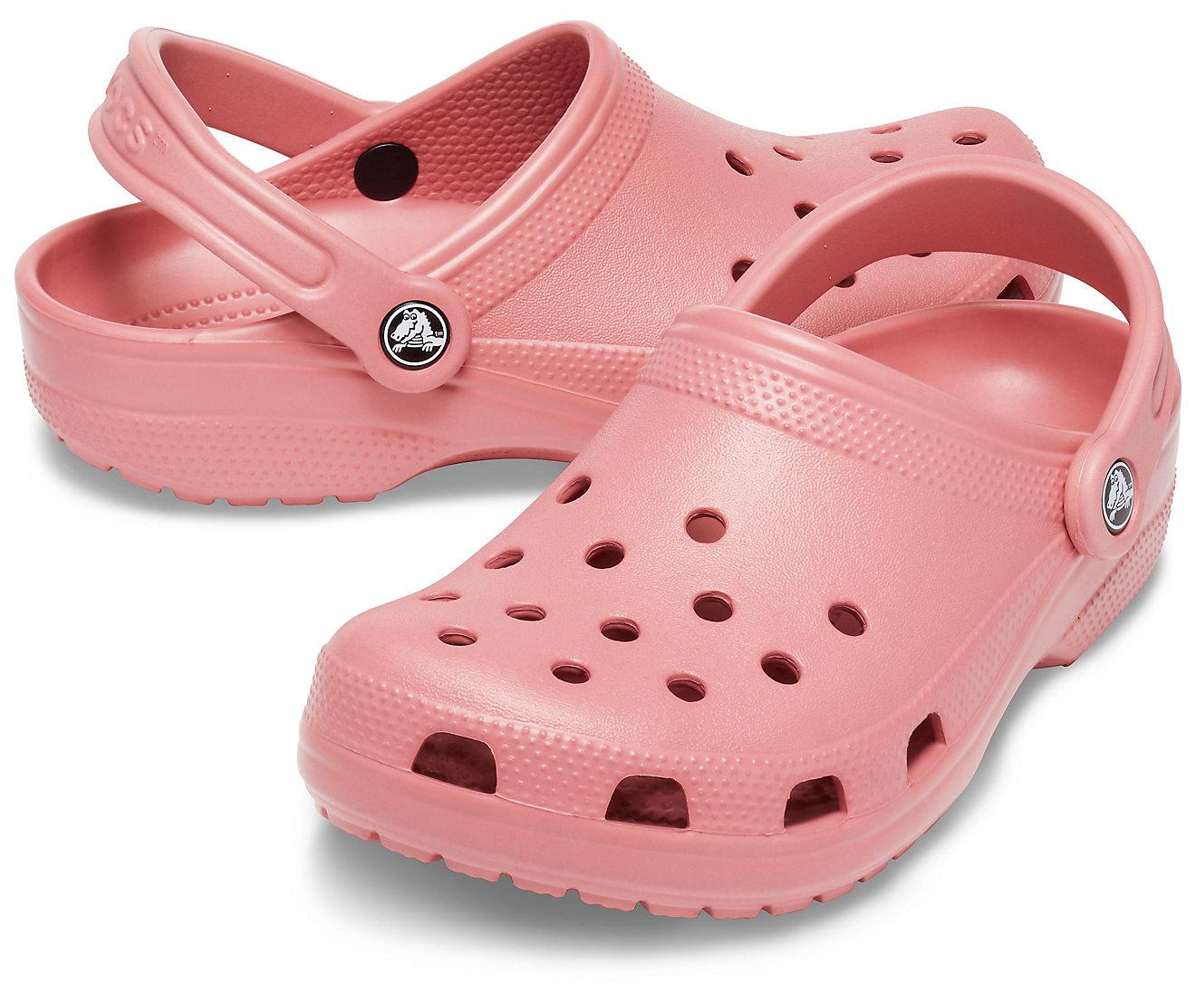 Sandália Crocs Feminino Classic Rosa