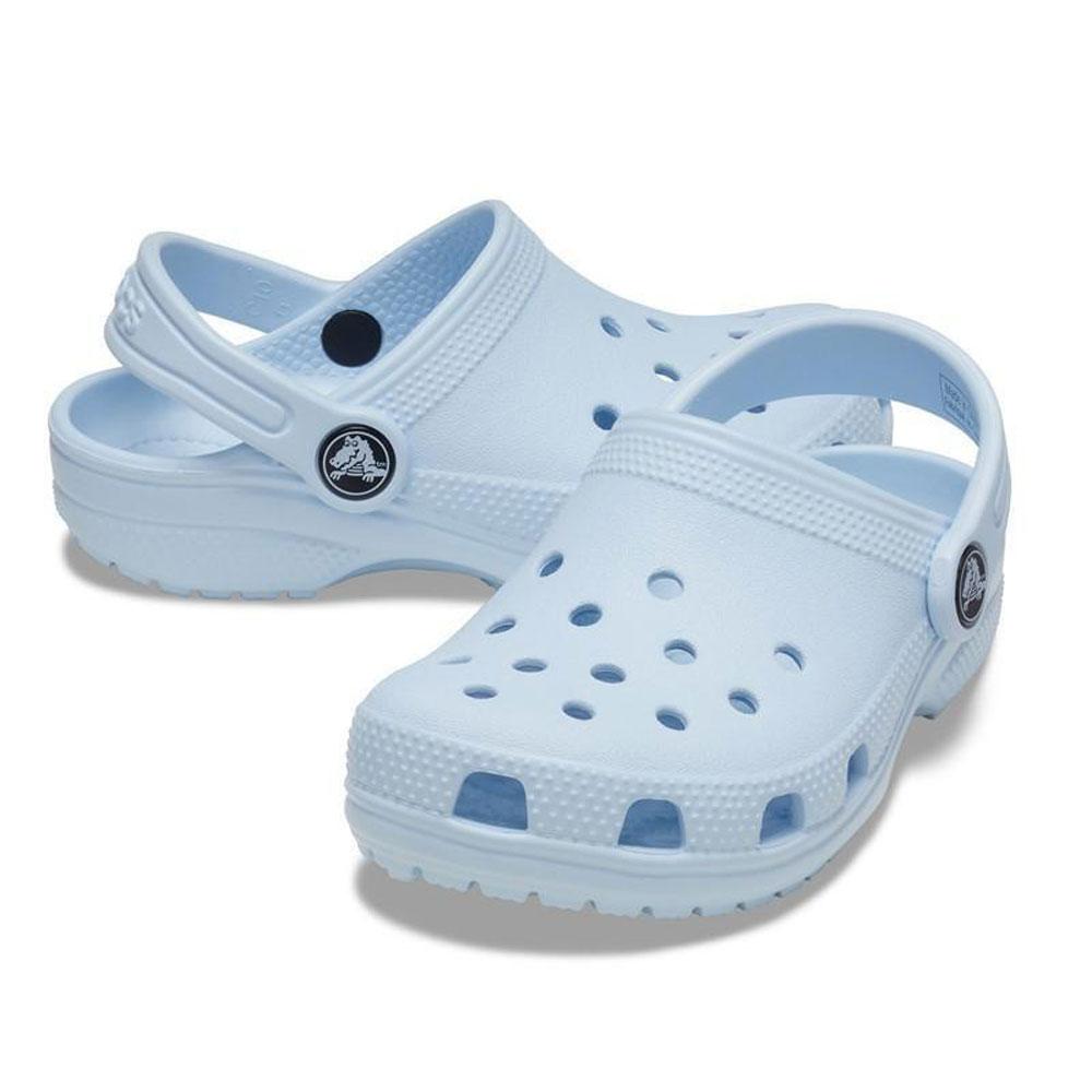 Sandália Crocs Infantil Classic Clog Azul