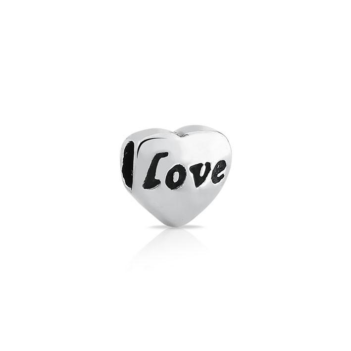 Pingente Coraçãozinho Love