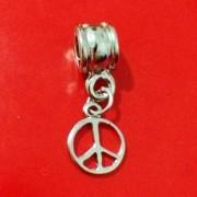 Berloque Símbolo Da Paz Ii