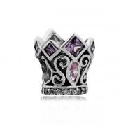 Berloque Coroa Rainha