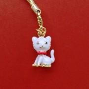 Berloque Gato com Gravata