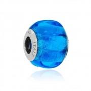 Berloque Murano Gominhos Azuis