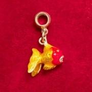 Berloque Peixe Dourado