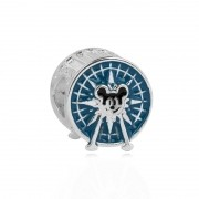 Berloque Roda Gigante Azul