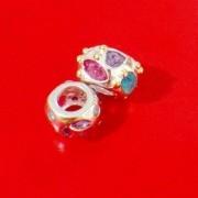 Berloque Separador Zircônia Colors II