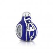 Berloque Nossa Senhora Azul
