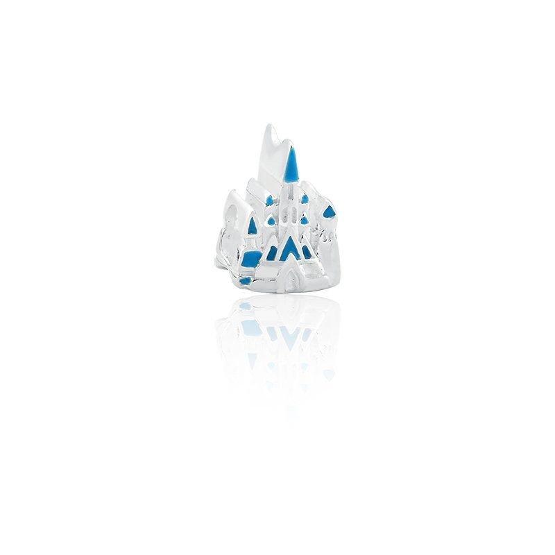 Berloque Castelo De Princesa Azul