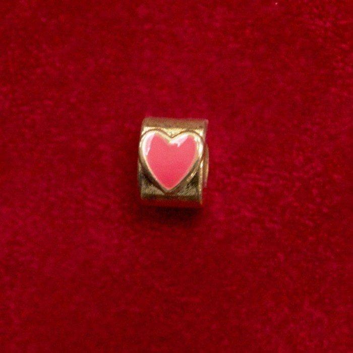 Berloque Separador Coração