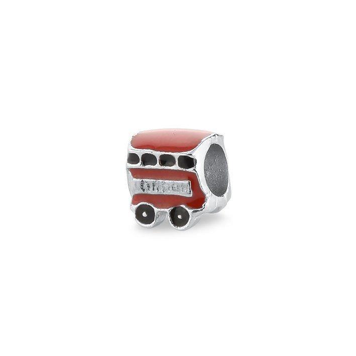 Berloque Ônibus London Bijoux