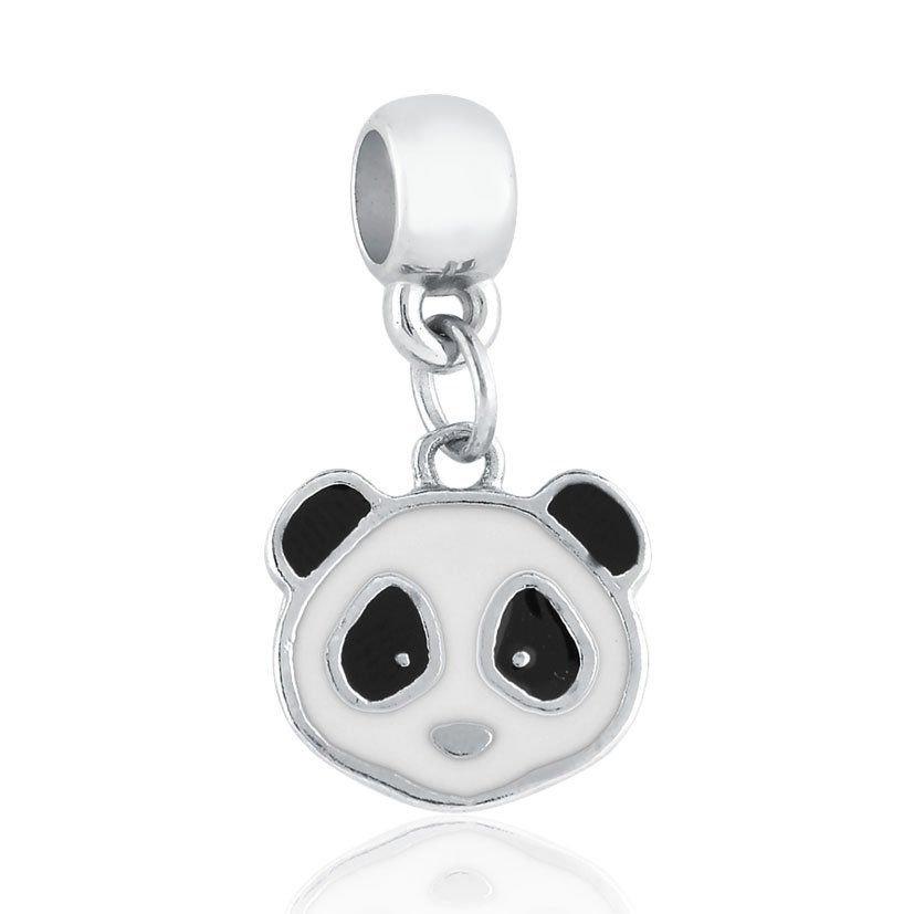 Berloque Carinha de Panda