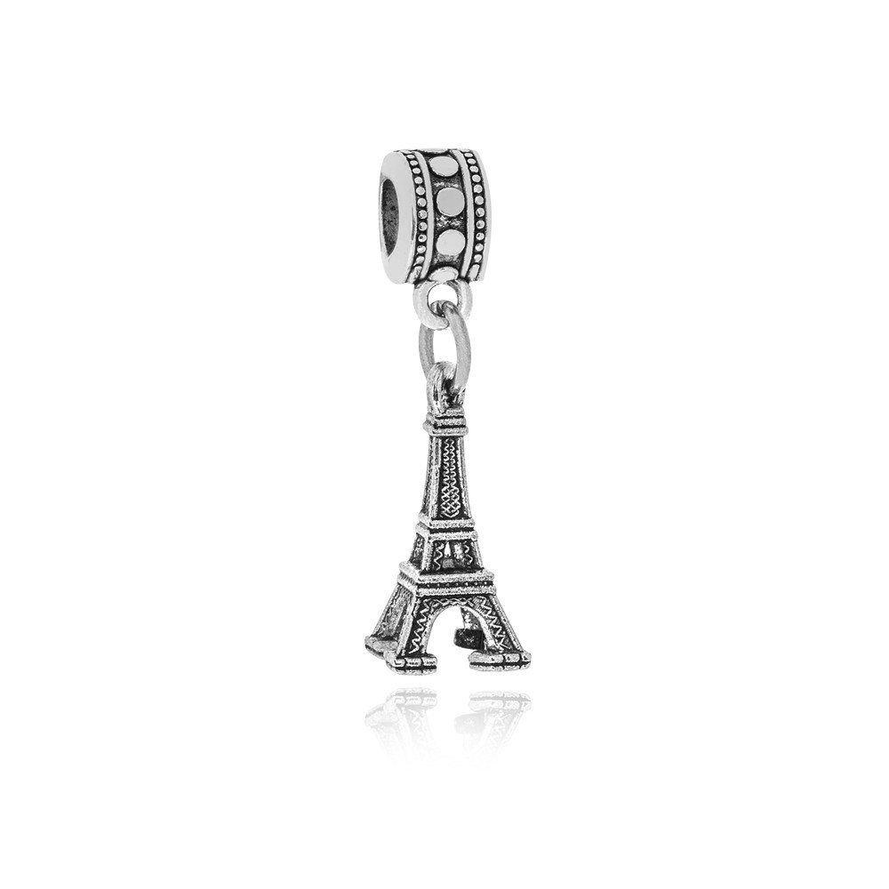 Berloque Pingente Torre Eiffel Bijoux