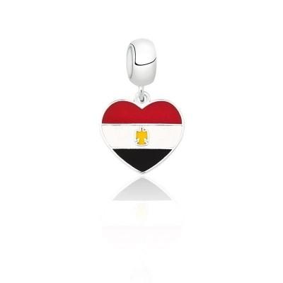Berloque Coração Egito