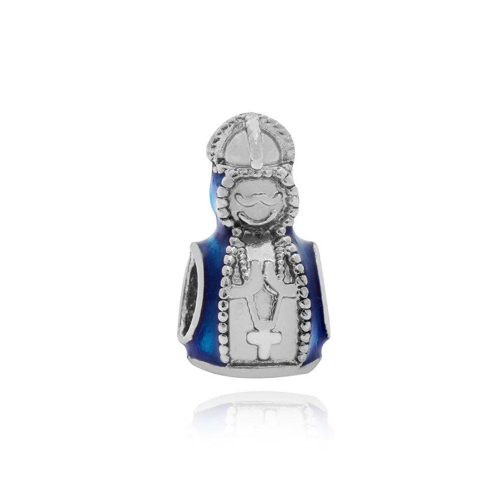 Berloque Nossa Senhora Bijoux
