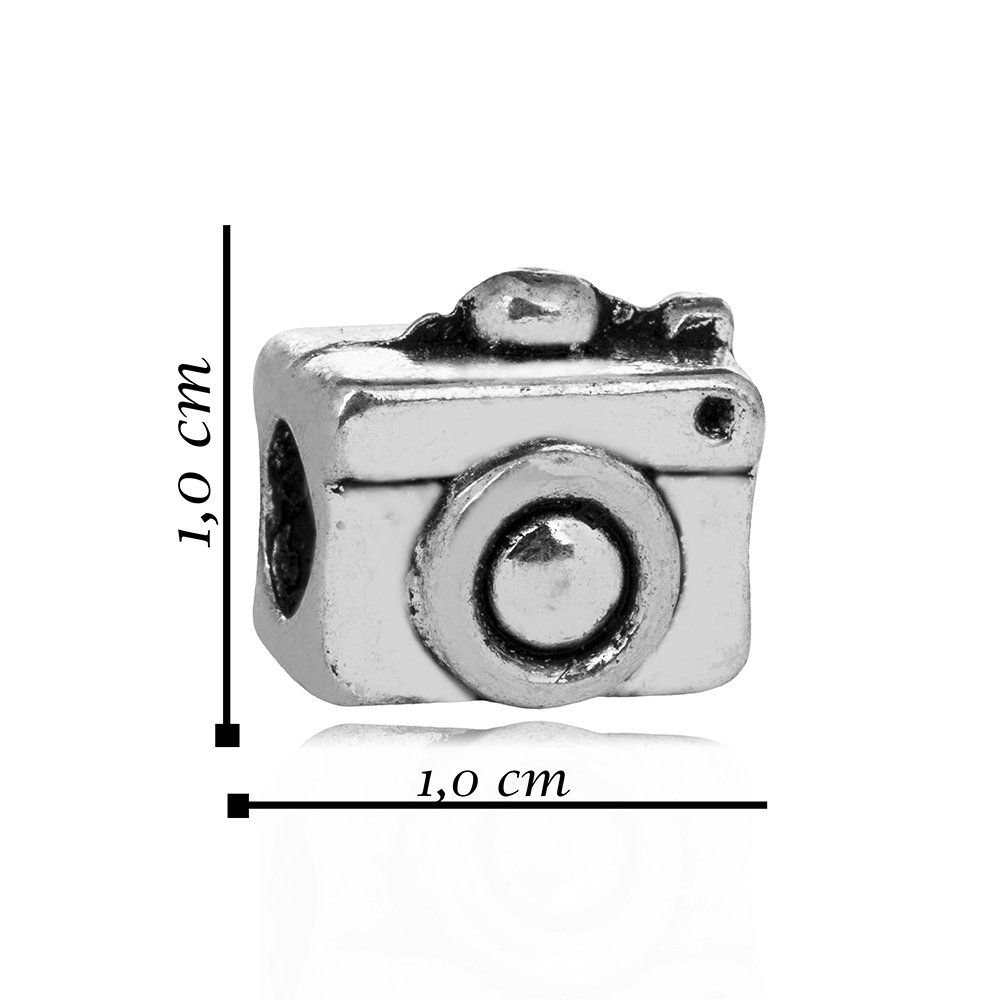 Berloque Máquina Fotográfica Digital Bijoux