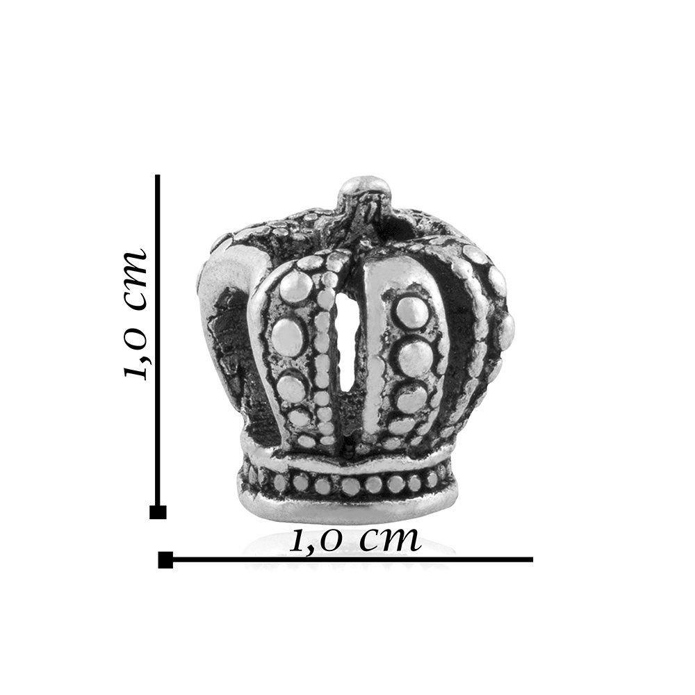 Berloque Coroa Bijoux