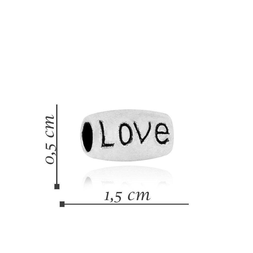 Berloque Separador Love II