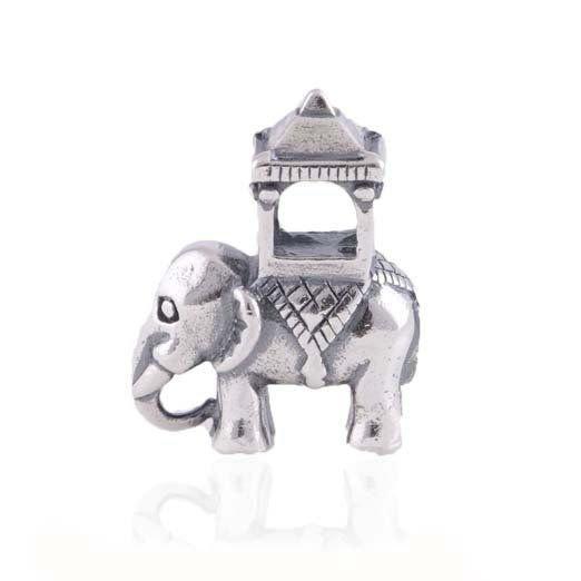 Berloque Elefante Tailandês